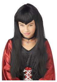 kid u0027s vampire wig halloween costumes