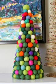 diy christmas decorations 30 awesome diy christmas trees ideas