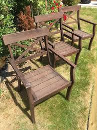 Wooden Garden Furniture Reliable Wooden Patio Chairs U2039 Htpcworks Com U2014 Awe Inspiring
