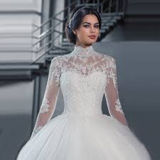 online get cheap wedding dresses puffy and sparkly aliexpress com