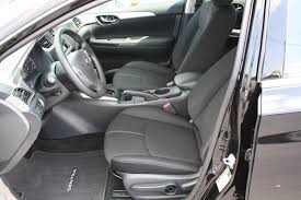 nissan sentra seat covers used one owner 2016 nissan sentra s new tazwell tn near new