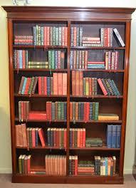 Mahogany Bookcase Victorian Mahogany Bookcase C1890 Antiques Atlas