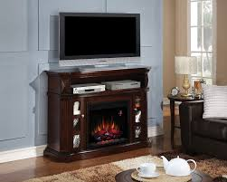 bellemeade electric fireplace media console in espresso 23mm774 e451