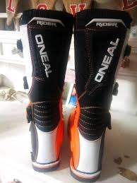 motocross boots size 10 oneil motocross mx boots brand new size 10 11 in carmarthen