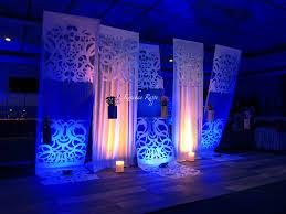 wedding backdrop blue kurahaa rappe lace wedding backdrop