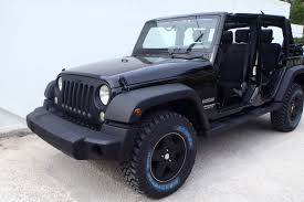 2016 black jeep wrangler unlimited 4x4 executive jeep wrangler