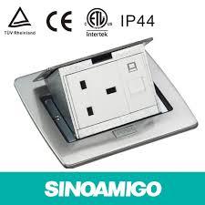 Floor Box by Pop Up Floor Socket Wenzhou Sinoamigo Electrical Co Ltd