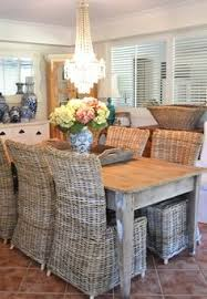 Best Wicker Dining Room Chairs Ideas Room Design Ideas - Stylish dining table with wicker chairs house