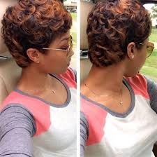 short cut tri color hair 20 pretty permed hairstyles pop perms looks you can try styles