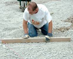 How Thick For Concrete Patio Proper Subgrade Prep Concrete Construction Magazine Sitework