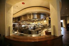 modern restaurant kitchen design