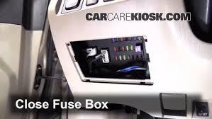 2005 toyota tacoma fuse box interior fuse box location 2005 2015 toyota tacoma 2006 toyota