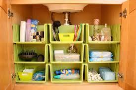 Under Sink Storage Ideas Bathroom by Bathroom Cabinet Organizer Ideas