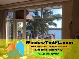 Florida Window And Door Heat Control Window Film In Winter Springs Florida Florida