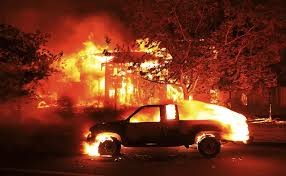 California Wildfires San Diego by Wildfires Leave Chimneys Charred Appliances In Their Wake Am