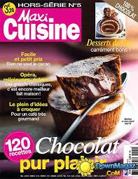 maxi cuisine magazine maxi cuisine hors série no 5 pdf magazines