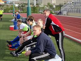 Players Bench Kamloops Wolfpack Soccer Players Spending Off Season Playing For Kamloops