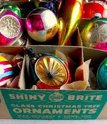 ornaments shiny bright ornaments the history