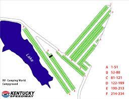 map ok ky rv cgrounds cing maps cing kentucky speedway