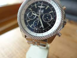 breitling bentley motors breitling bentley motor 6 75 speed a44362 the watch collector leeds
