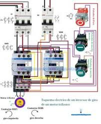 forward reverse three phase motor wiring diagram non stop
