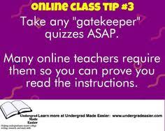 tips class online college college tips online learning online class