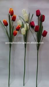 high quality artificial flowers making for home decoration