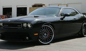 Dodge Challenger Custom - lexani wheels the leader in custom luxury wheels 2012 black