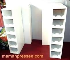 meuble de cuisine fait maison range bouteille cuisine meuble cuisine range bouteille cuisine range