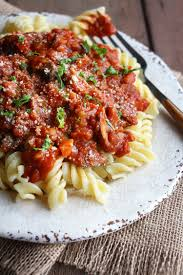 Pasta Sauce Ideas Spicy Red Lentil Pasta Eat In Eat Out