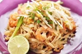 cuisine tha andaise nouilles à la thaïlandaise recettes de cuisine thaïlandaise