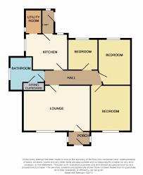 3 bedroom bungalow floor plan house bungalow plans one story floor craftsman cottage simple
