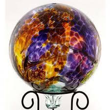 Gazing Globe Stand Ball