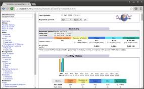 nginx access log analyzer setup awstats apache log analyzer on centos rhel fedora