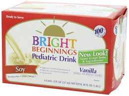 amazon com bright beginnings soy pediatric nutritional drink