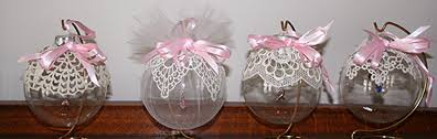 heirlooms again breast cancer awareness ornaments