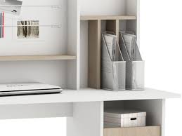 Pc Schreibtisch Mit Aufsatz Schreibtisch Mit Aufsatz Bürotisch Arbeitstisch Computertisch In