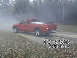 dodge dakota p0442 2003 dodge dakota 4 7 burnout