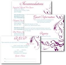 sle rsvp cards wedding invitations and inserts search wedding
