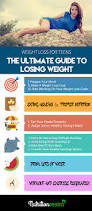 weight loss guide how to lose weight fast for teens