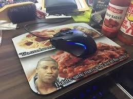 Meme Mouse Pad - gucci mane lost in the sauce meme mouse pad ebay