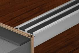 aluminum stair nosing non slip salag