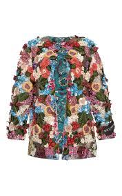 3d floral jacket by dolce u0026 gabbana moda operandi