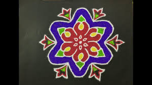 45 kolam designs for festivals easy rangoli design with colours for festivals and competitions with