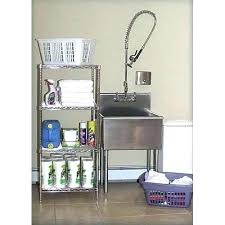 stainless steel laundry sink stainless laundry sink heavy gauge stainless utility laundry room