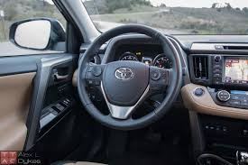 2016 toyota rav4 review the soft soft roader