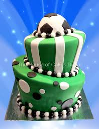 football cake cake 6