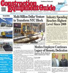 northeast 14 2015 by construction equipment guide issuu