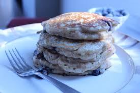 blueberry pancake recipe whole wheat oatmeal blueberry pancakes zest nutrition