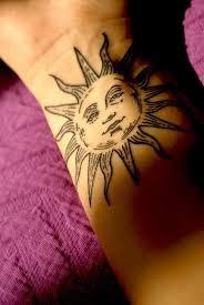side of head tattoo best 25 sun tattoo designs ideas on pinterest matching tattoos
